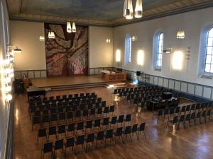 Majorstuen kirke utleie kirkerommet